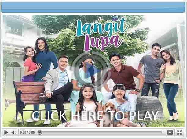 Langit Lupa - Pinoy Show Biz  Your Online Pinoy Showbiz Portal
