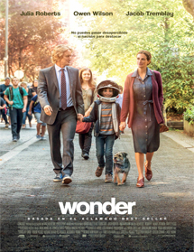Wonder (Extraordinario) (2017) latino