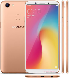 Oppo F5 (CPH1723) Latest USB Driver for Windows Download Free
