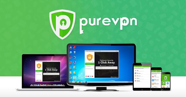 استمتع بإنترنت سريعة وتصفح بأمان المواقع المحظورة مع PureVPN افضل خدمة VPN لسنة 2019 - سارع بالتجربة !