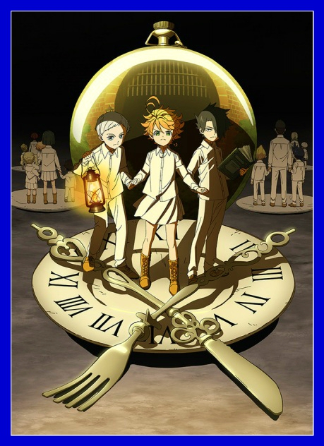 The Promised Neverland Anime 2019