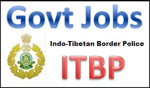 itbp jobs
