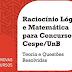 Baixar Livro de Raciocínio Lógico e Matemática Voltado para o Cespe : Download