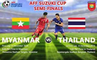 Suzuki cup myanmar thailand