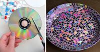 Manualidades con CDs