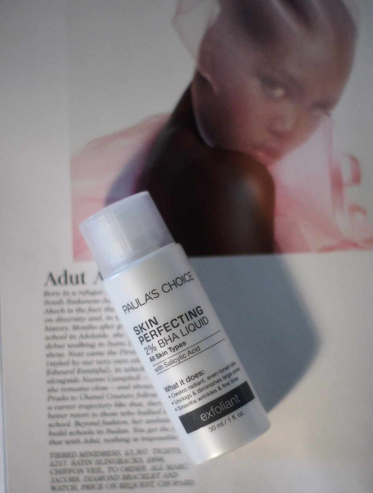 Święty Graal na trądzik. Skin Perfecting 2% Liquid/ Paula's Choice.