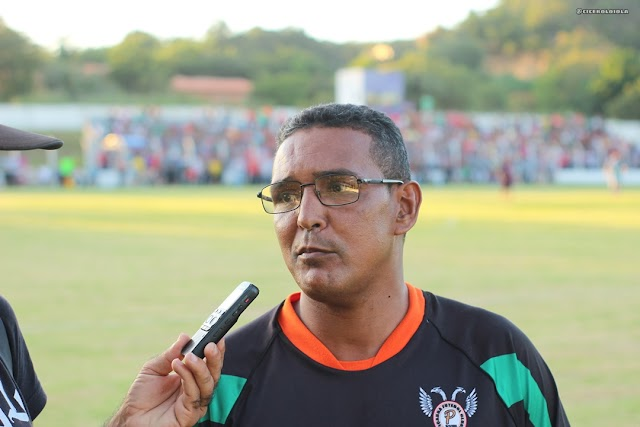 Elesbão Veloso: Chegou a hora da Piçarra FC estrear pela Copa Cidade 2020