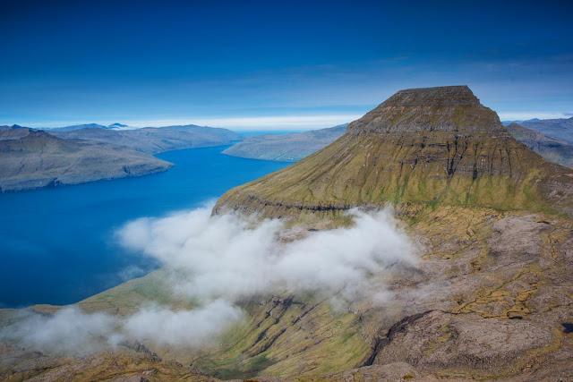 Skaelingur on Streymoy, Faroe Islands