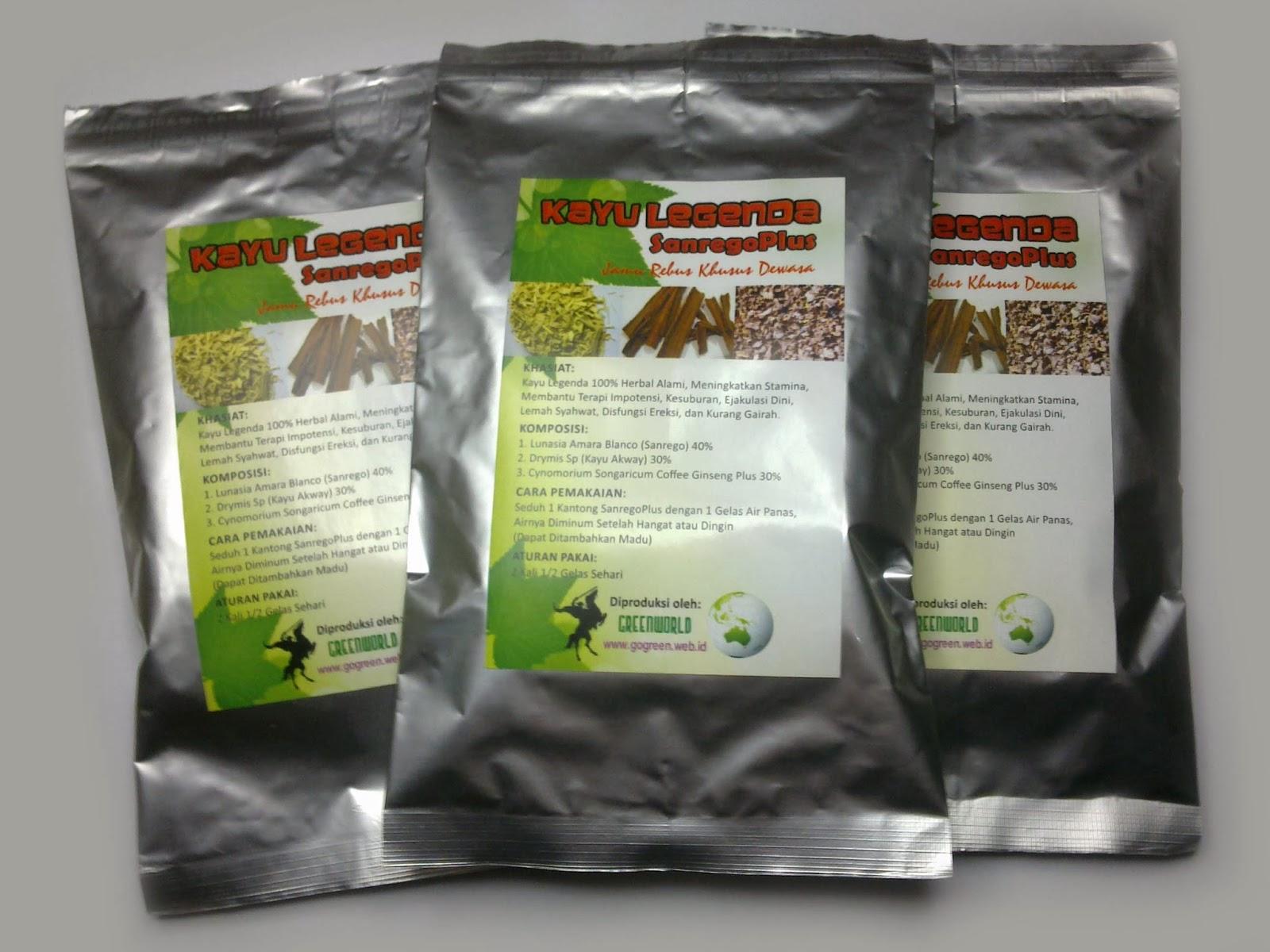 sanregoplus jamu herbal obat kuat alami dari kisah kuda liar