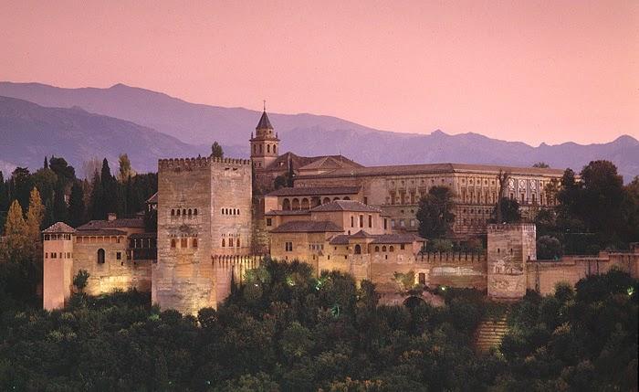 Alhambra - Granada - O que fazer
