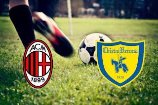 اون لاين مشاهدة مباراة ميلان وكييفو فيرونا بث مباشر 7-10-2018 الدوري الايطالي اليوم بدون تقطيع