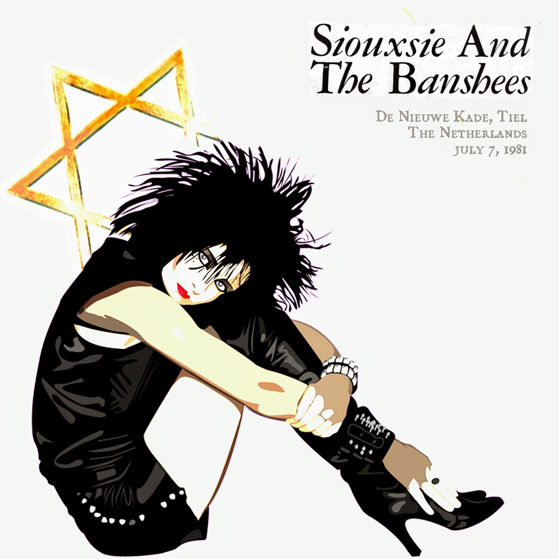 Siouxsie and The Banshees Siouxie And The Banshees Peepshow