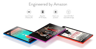 will be launch 21-9-2011 All-New Fire HD 8 Tablet, 8″ HD Display Wi-Fi 16 GB £89.99