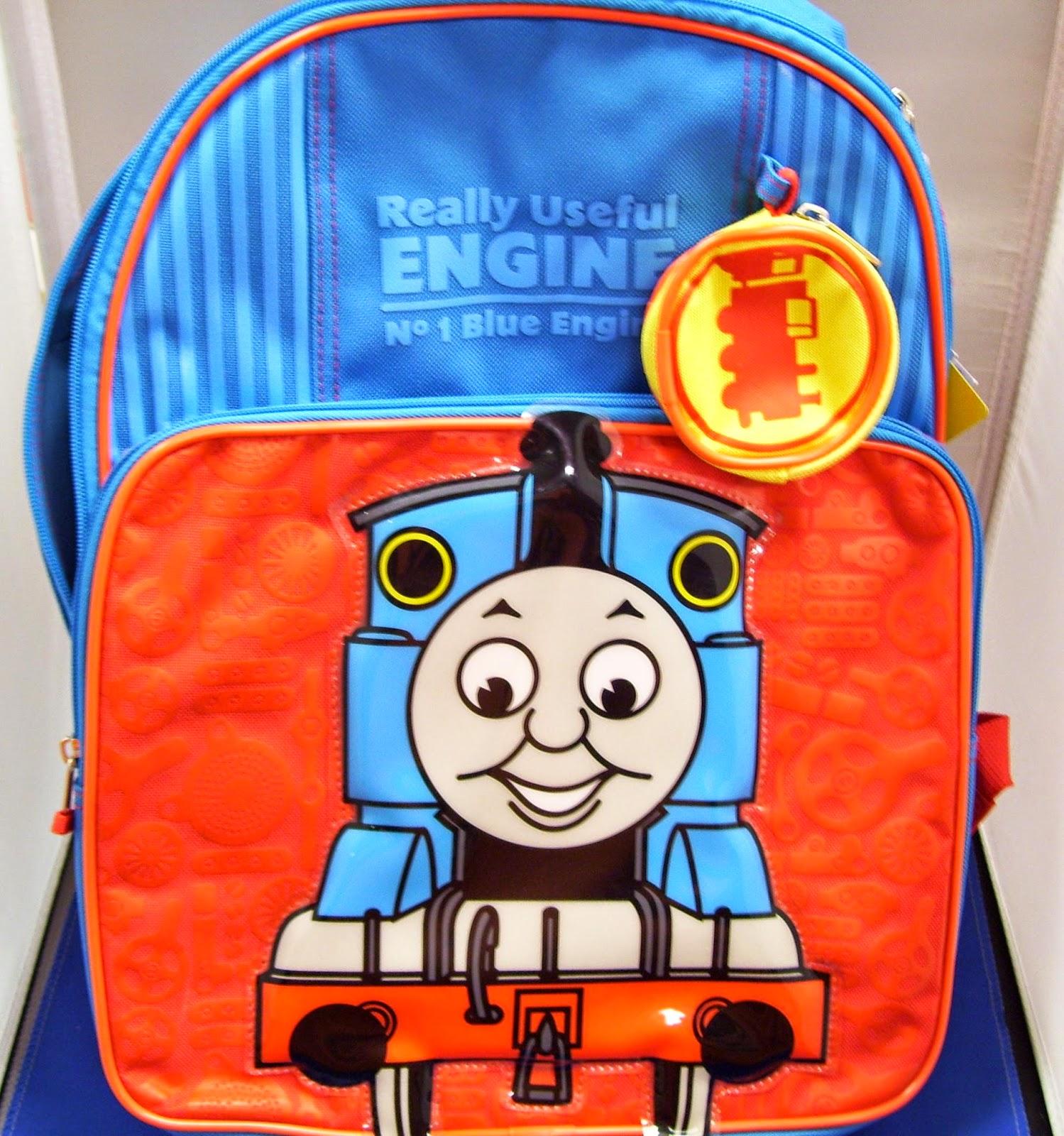 Gratis gambar tas ransel thomas and friends untuk anak
