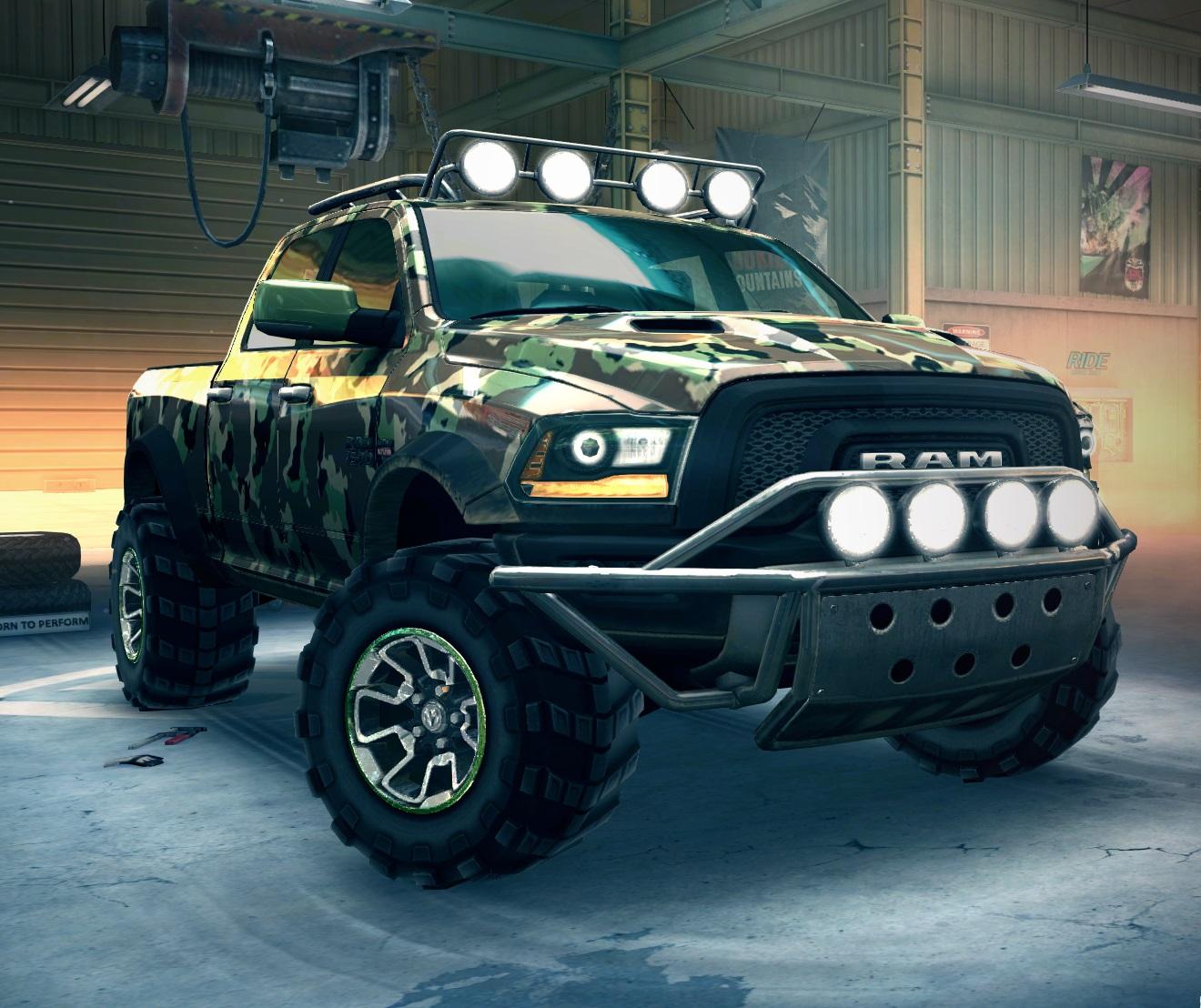 Dodge Ram Trx >> Asphalt Xtreme Dodge Ram 1500 Rebel Trx Special Edition