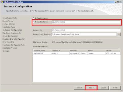 Cara Install SQL Server 2012 Express