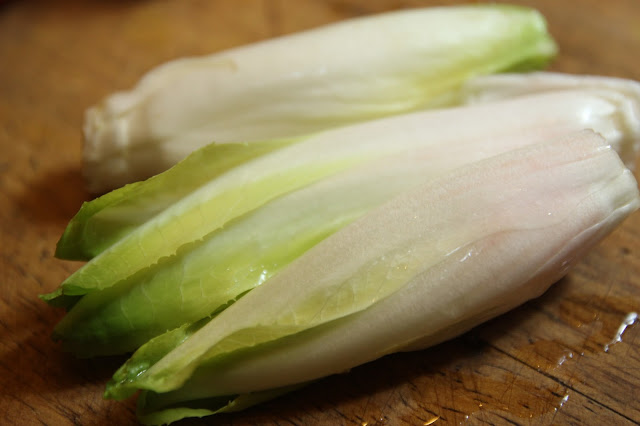 Belgian Endive with Tunisian Salad Organic Gluten-free Recipe