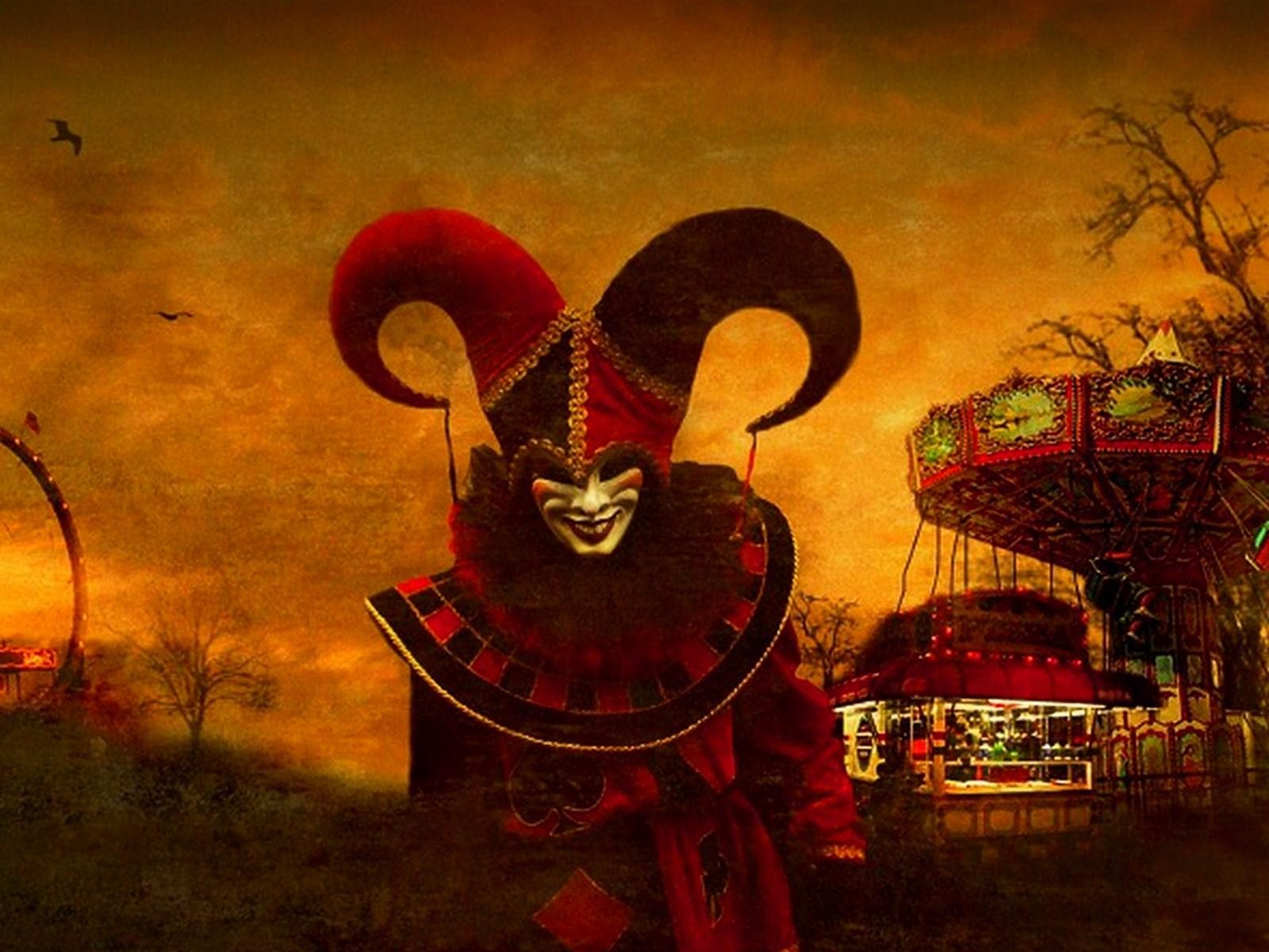 Mashababko clown wallpapers free - Circus joker wallpaper ...