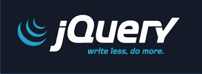 jquery logo - Membuat Animate Smooth Scroll To Top Dengan Html + Jquery
