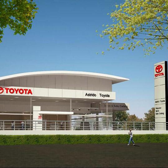 Toyota Cileungsi