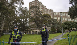 Letters from Melbourne: A 'Ghost Town Police State' Under Brutal COVID Lockdown
