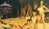 NICOLE FARIA how bikini wallpaper