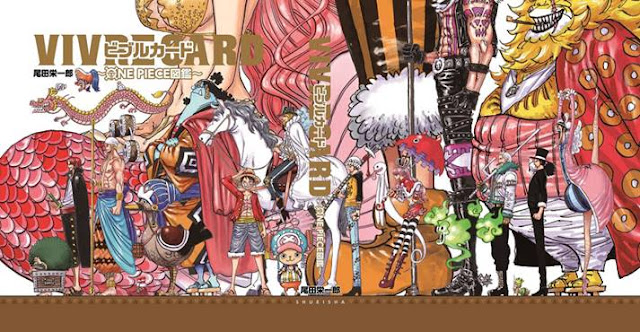 cover one piece vivre card data book