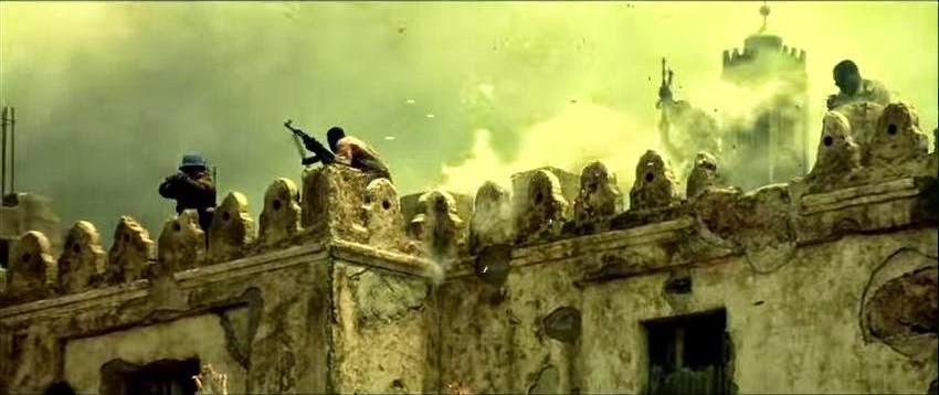 Black Hawk Derribado - Cine Bélico - el fancine - el troblogdita - ÁlvaroGP - Black Hawk Down