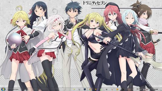 anime harem terbaik 2018 terbaru