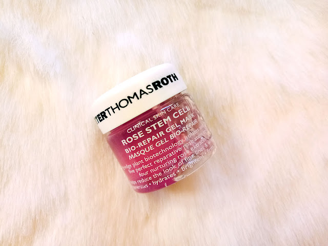PeterThomasRoth Rose Stem Cell Gel Mask, peter thomas roth