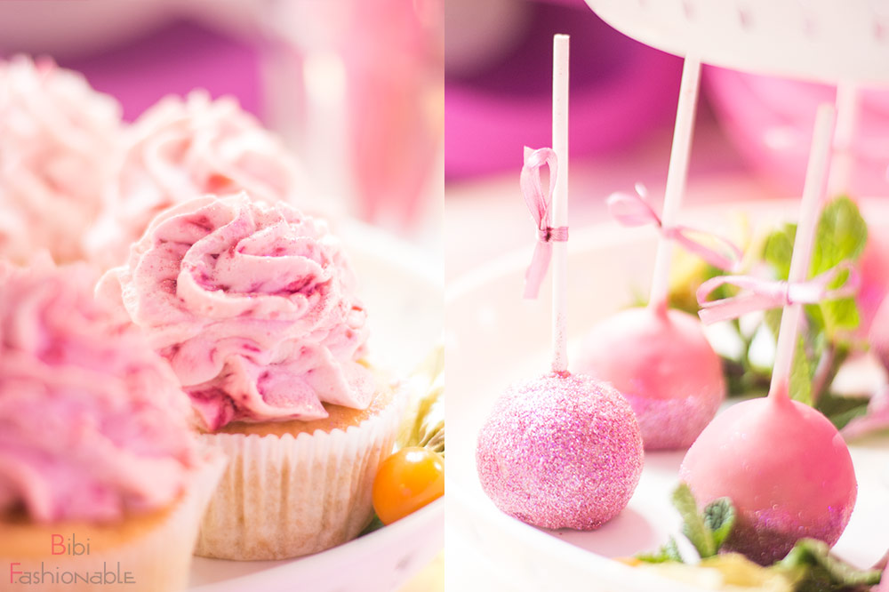 essence Blogger Event Spring Summer 2018 Frankfurt Glitzer Cupcakes Cakepop