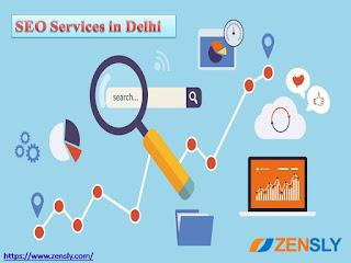 seo services in delhi - zensly