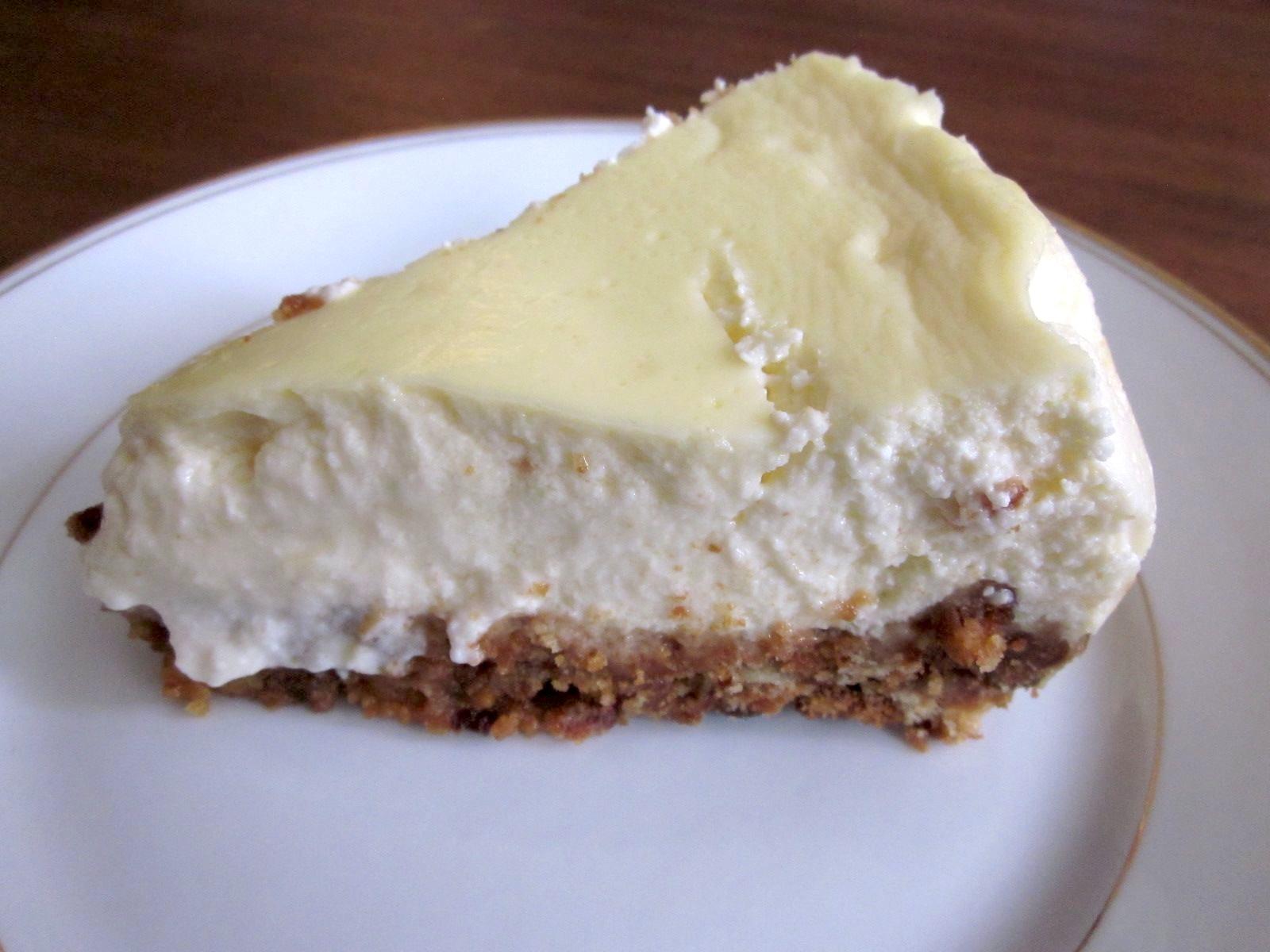 Cheese Cake Extrait De Cafe