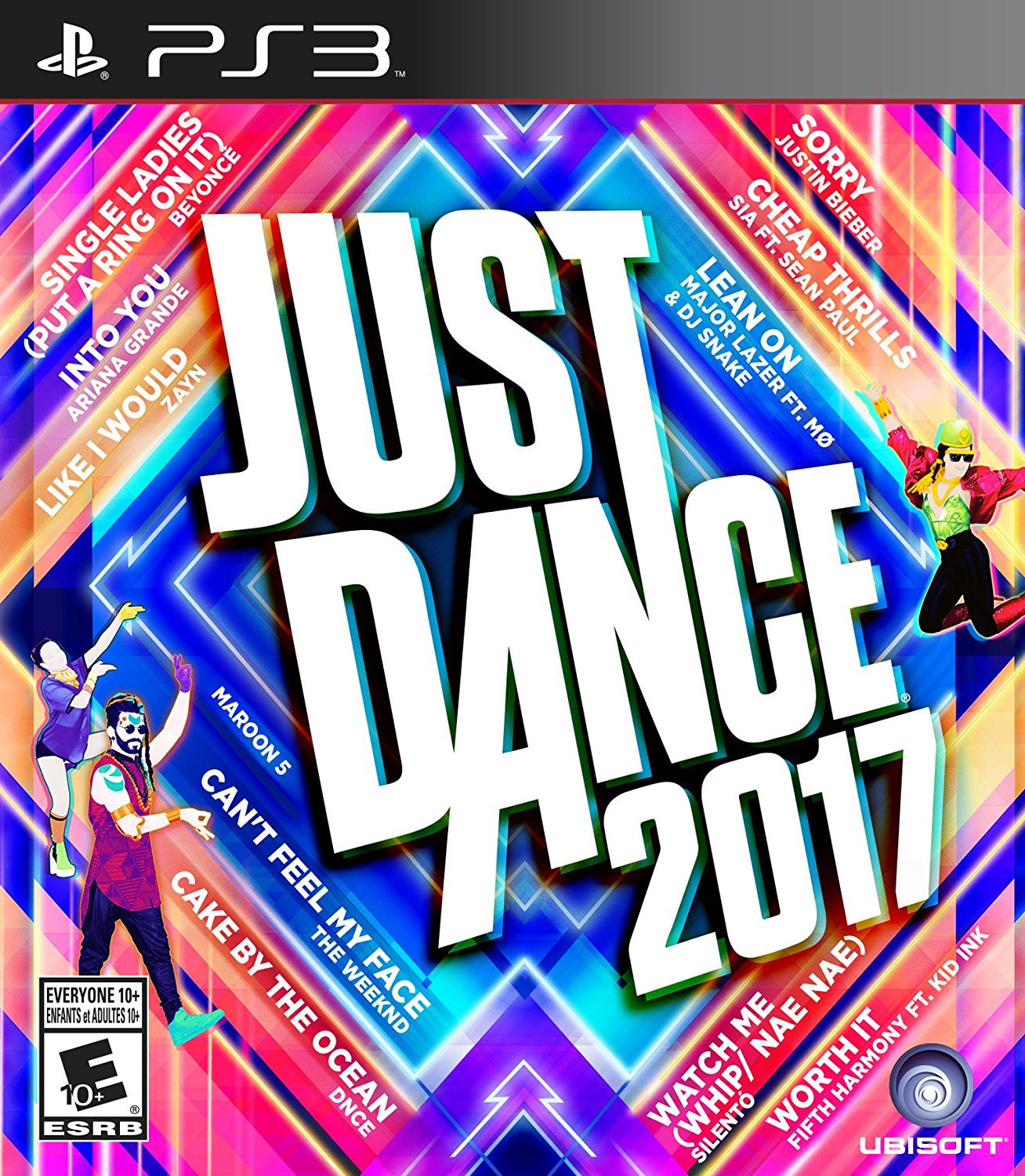 [GAMES] Just Dance 2017 – DUPLEX (PS3/EUR)
