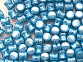 cuentas pellet beads
