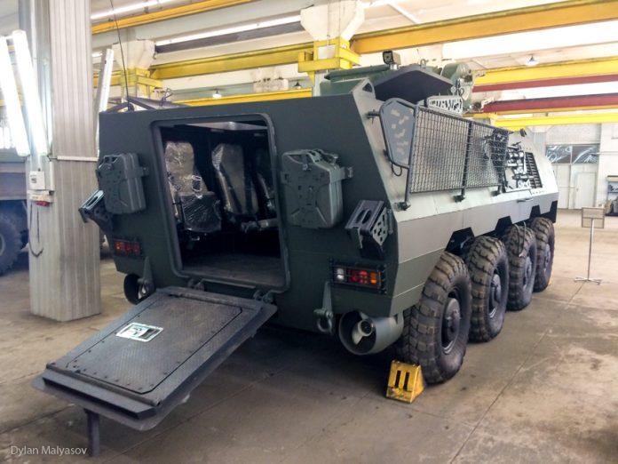 Otaman wheeled armoured vehicle Ukrainian Military Pages
