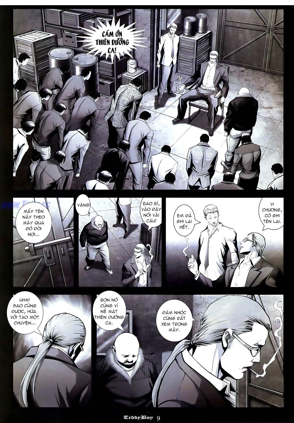 Người Trong Giang Hồ Chap 837 - Truyen.Chap.VN