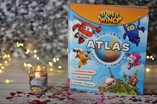 """""""Super Wings. Atlas. Kto lata dookoła świata?"""" - książki dla dzieci #7"""
