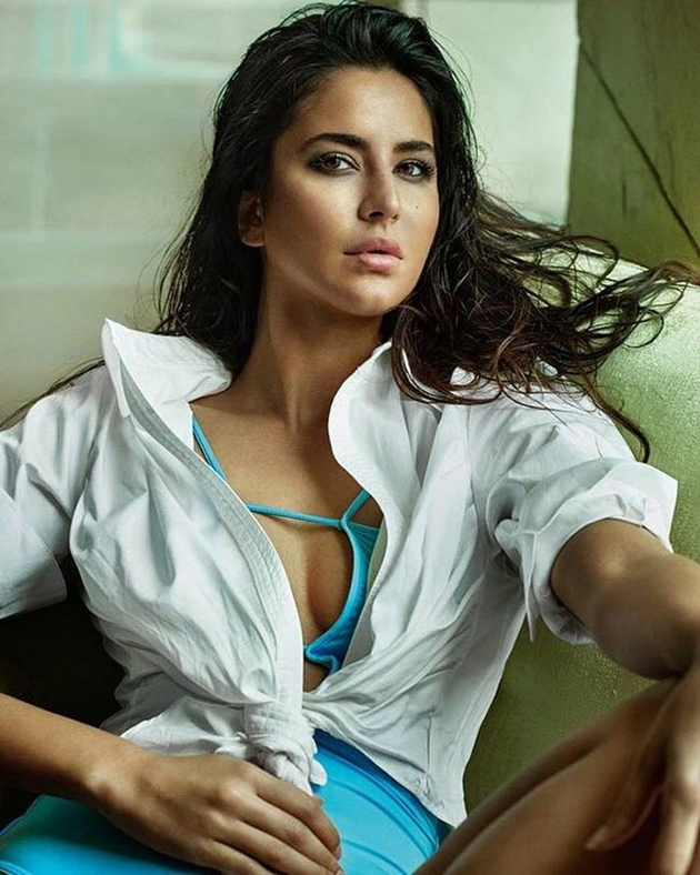 Katrina Kaif Photoshoot for Vogue Magazine India May 2017