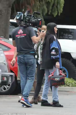 Kylie Jenner steps out totting a $3700 Gucci purse