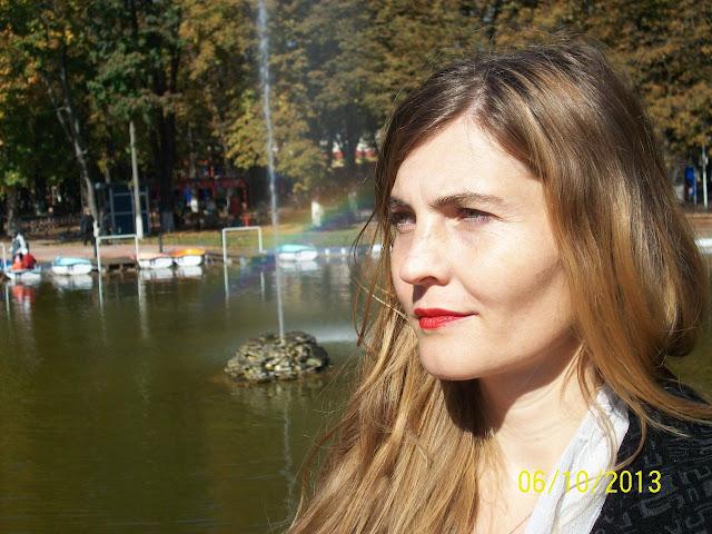 Scriitor Roman contemporan Cristina G.
