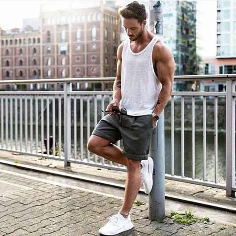 Macho Moda - Blog de Moda Masculina  Looks Masculinos com Adidas NMD ... 9353e9a505f4e