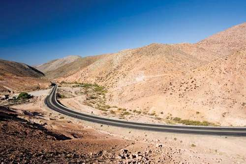 LONGEST ROAD OF THE WORLD (PAN-AMERICAN HIGHWAY)