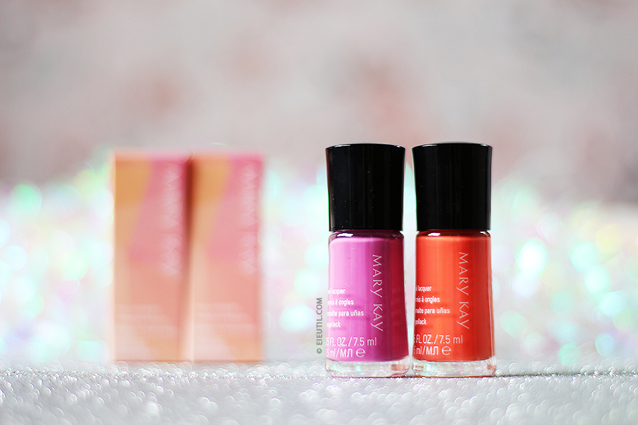 Swatches: Esmaltes 'Light, Reinvented' - Mary Kay