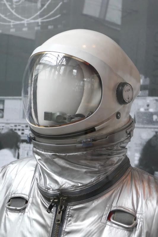 X15 spacesuit helmet First Man