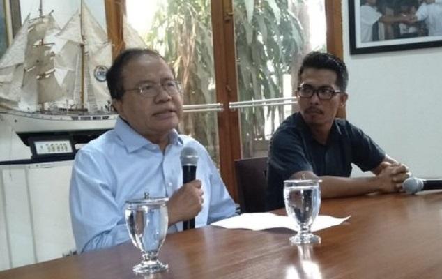 Rizal Ramli: Berat Bagi Jokowi Untuk Menang Lagi