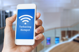 Cara Tethering Hotspot Dari Hp ke Hp Android