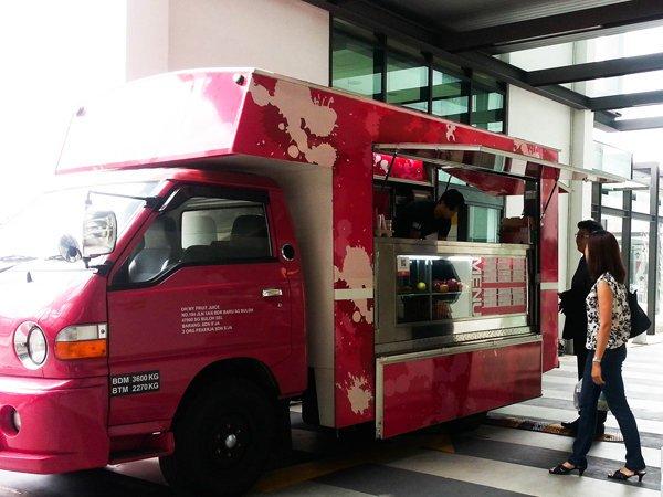Nak Jana RM20 RIbu sebulan dengan Food Truck.  Apa Yang Korang Perlu Tahu?