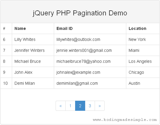 simple-pagination-bootstrap-jquery-php-pdo