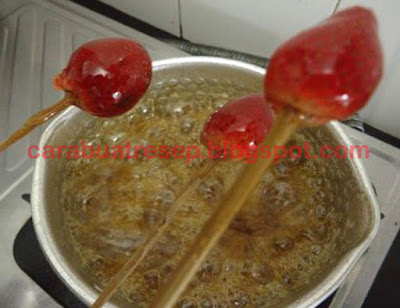 Foto Resep Permen Strawberry Sederhana Spesial Asli Enak